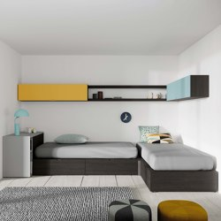 Youth bedrooms 21 | Kids beds | JJP Muebles