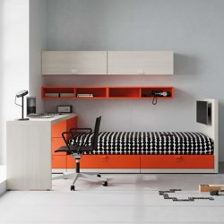 Youth bedrooms 23 | Kids beds | JJP Muebles