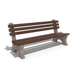 Concrete Bench 4 | Sitzbänke | ETE