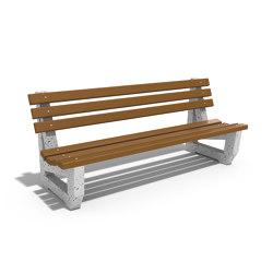 Concrete Bench 6 | Sitzbänke | ETE