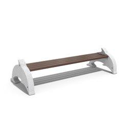 Concrete Bench - Dolphin 8 | Sitzbänke | ETE