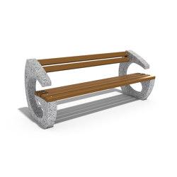 Concrete Bench 99 | Benches | ETE