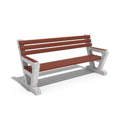 Concrete Bench 109 | Benches | ETE