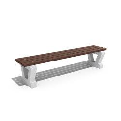 Concrete Bench 110 | Benches | ETE
