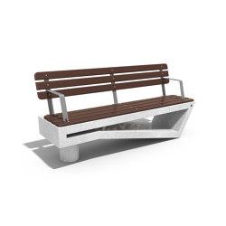 Concrete Bench 120 | Benches | ETE