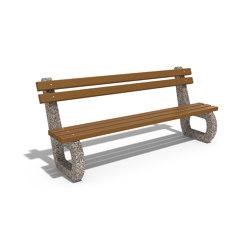 Concrete Bench 142 | Sitzbänke | ETE