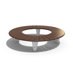 Round Tree Bench 151 | Benches | ETE