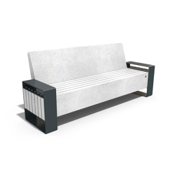 Concrete Bench 159 | Benches | ETE
