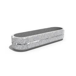 Concrete Planter 25 | Pflanzgefäße | ETE