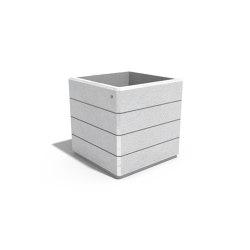 Square Concrete Planter 73 | Plant pots | ETE