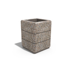 Square Concrete Planter 81 | Plant pots | ETE