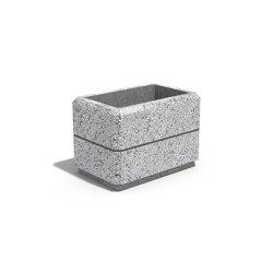 Concrete Planter 175   Plant pots   ETE
