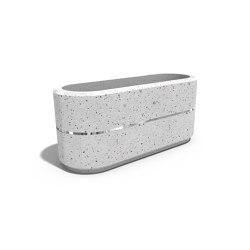 Concrete Planter 196 | Pflanzgefäße | ETE
