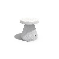 Concrete Stool 189 | Stools | ETE
