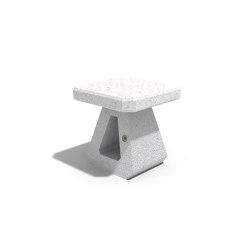 Concrete Stool 191 | Taburetes | ETE