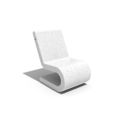 Concrete Easy-Chair 106 | Armchairs | ETE