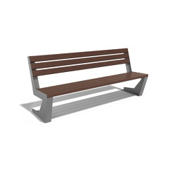 Metal Bench 124 | Bancs | ETE
