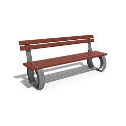 Metal Bench 52 | Bancos | ETE