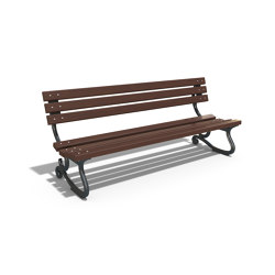 Metal Bench 61 | Benches | ETE