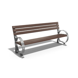 Metal Bench 48 | Benches | ETE