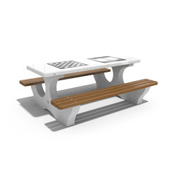 Concrete Play Table 115 | Mesas y bancos | ETE