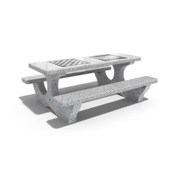 Concrete Play Table 117 | Tables and benches | ETE