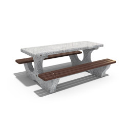Concrete Picnic Table 116 | Tables and benches | ETE