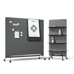team Panel | Flip charts / Writing boards | Brunner