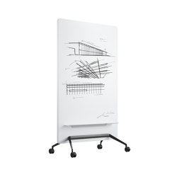 team whiteboard | Flip charts / Writing boards | Brunner