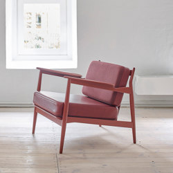 Model 107 - painted variants | Armchairs | Magnus Olesen