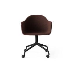 Harbour Chair | Swivel Base | Chairs | MENU