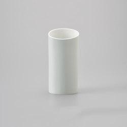 Naname Vase A - Grey | Vases | HANDS ON DESIGN