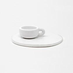 Flinstones - Cup S + Saucer | Dinnerware | HANDS ON DESIGN