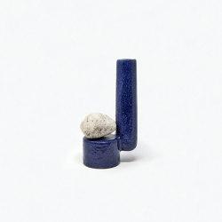 Libra S - Blue   Floreros   HANDS ON DESIGN