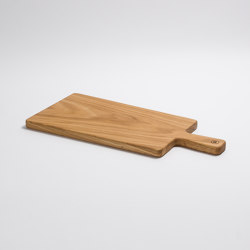 Leni Cutting board (Oak) | Chopping boards | Anton Doll