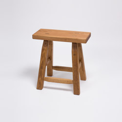 Hans Stool (oak) | Side tables | Anton Doll