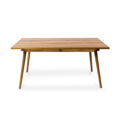 Nikklas Table with drawers | Dining tables | Anton Doll
