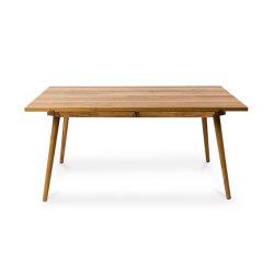 Nikklas Table with drawers | Mesas comedor | Anton Doll