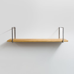 Two Elements Design wall shelf | Shelving | Anton Doll
