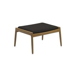 Archi Ottoman | Taburetes | Gloster Furniture GmbH