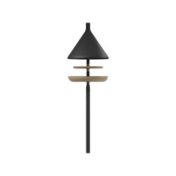 Deco Pole Mounted Bird Feeder | Bird houses / feeders | Gloster Furniture GmbH