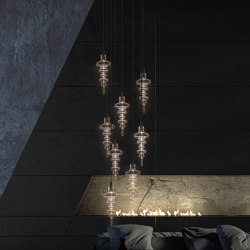 Reflexx H8 | Suspended lights | Ilfari