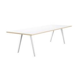 1500 | Dining tables | Gebrüder T 1819