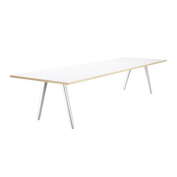 1500 | Dining tables | Gebrüder T 1819