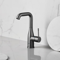 Essence Single-lever basin mixer 1/2″ L-Size | Wash basin taps | GROHE