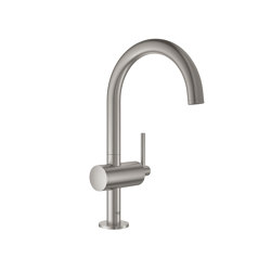 Atrio Single-lever basin mixer 1/2″ L-Size | Wash basin taps | GROHE