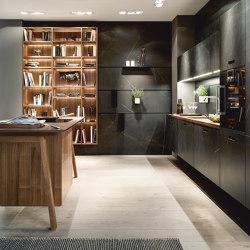 NX 960 tipo ceramica marmo nero | Cucine parete | next125