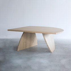 T-elements D_table | Tavoli pranzo | Van Rossum