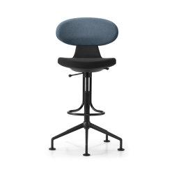 SIMPLEX 3D | Swivel stools | Girsberger