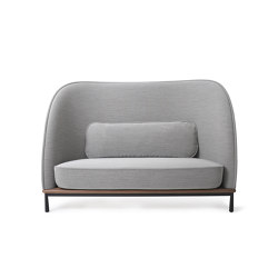 Arc Sofa Highback Love Seat | Sofas | Stellar Works